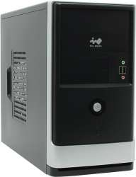 case inwin emr002 rb-s450hq7 black-silver