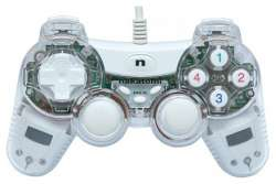ms gamepad dialog gp-f20el white
