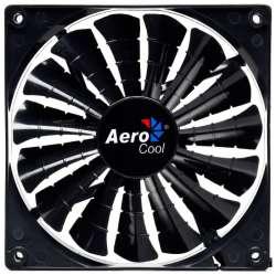 cooler aerocool sharkfan 14cm black