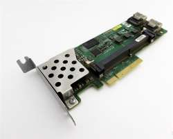 discount serverparts adapter hp smartarray p410 sas-sata raid used