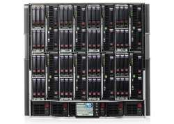 discount serverblade hp bladesystem c7000 used