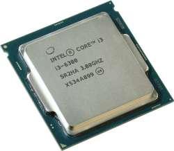cpu s-1151 core-i3-6300 oem