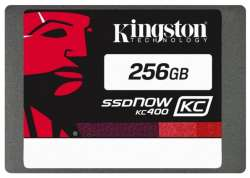 ssd kingston 256 skc400s37-256g server