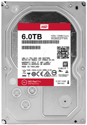 hdd wd 6000 wd6002ffwx sata-iii server