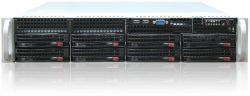 server supermicro 2u cse-825tq-r 2x 740w x10drl 2x e5-2680v4 256gb
