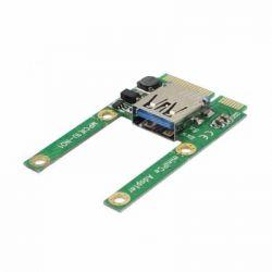 adapter minipci-e usb2-0 mpcie1u-n01