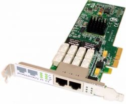 discount serverparts lan adapter silicom peg2bpi6-sd 2port used