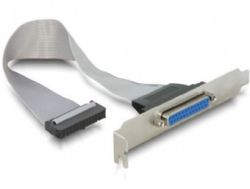 adapter planka lpt gembird cc-db25-receptacle