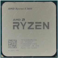 cpu s-am4 ryzen 5 1600 box