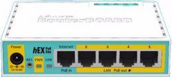lan router mikrotik rb750upr2
