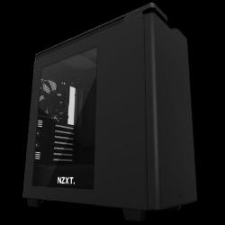 case nzxt ca-h442c-m8 matte-black bez bloka