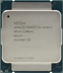serverparts cpu s-2011-3 xeon qfsb e5-2650v3
