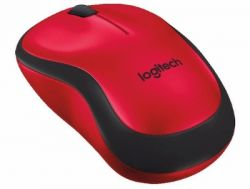ms logitech m220 silent red 910-004880