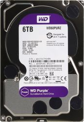 hdd wd 6000 wd60purz sata-iii server