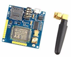 arduino module gsm-gprs a6