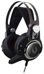headphone a4 bloody m425 black+microphone