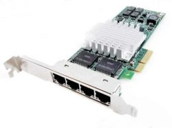 discount serverparts lan adapter ibm 39y6138 4port used