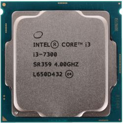cpu s-1151 core-i3-7300 oem