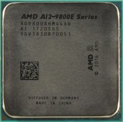 cpu s-am4 a12-9800e box