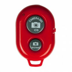 smartaccs bluetooth-button ritmix rmh-020bth selfie red