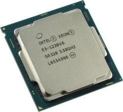 serverparts cpu s-1151 xeon e3-1230v6 box