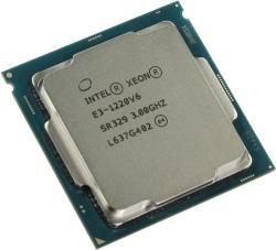 serverparts cpu s-1151 xeon e3-1220v6 box
