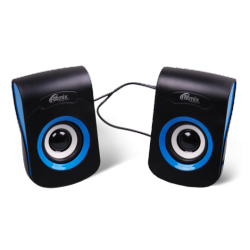 spk ritmix sp-2060 black-blue
