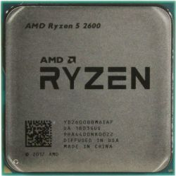 cpu s-am4 ryzen 5 2600 box