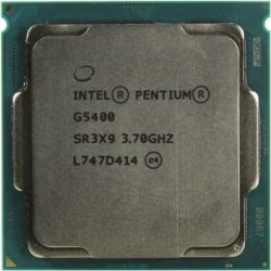 cpu s-1151-2 pentium-g5400 oem