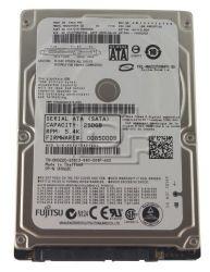 discount hddnb fujitsu 250 mhz2250bh used