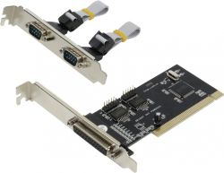 adapter orient pci 2s1p xwt-ps053-v2 oem