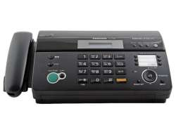 phone fax panasonic kx-ft988ru-b
