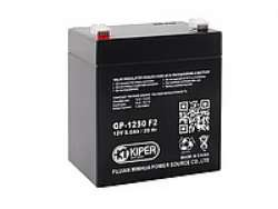 ups battery kiper gp-1250 12v 5ah
