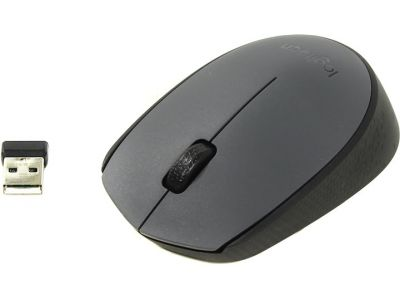 ms logitech m170 gray 910-004642